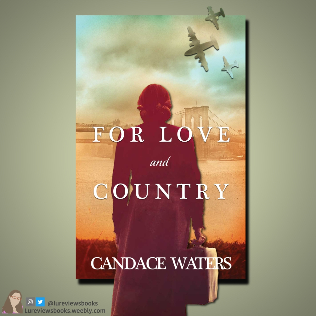 For Love and Country, Candace Waters