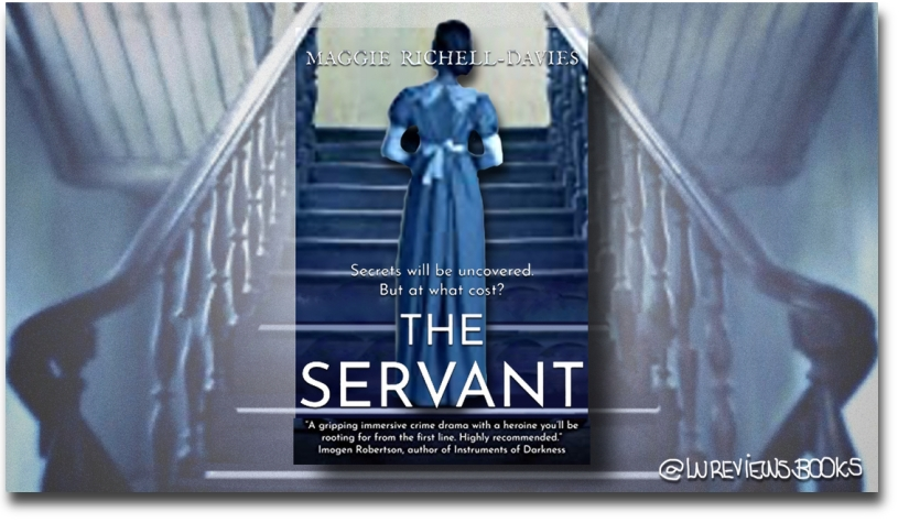 Book Review | The Servant by Maggie Richell-Davies