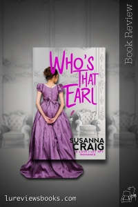 PIN Who's That Earl by Susanna Craig